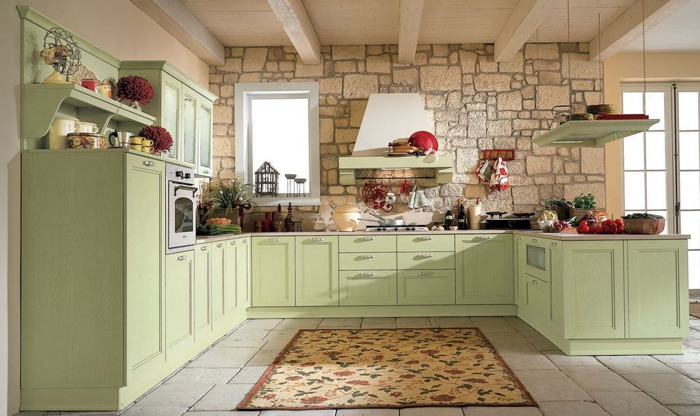 Kuchnia w stylu prowansalskim  Design i wnętrze -> Kuchnia Prowansalska Wyprzedaż