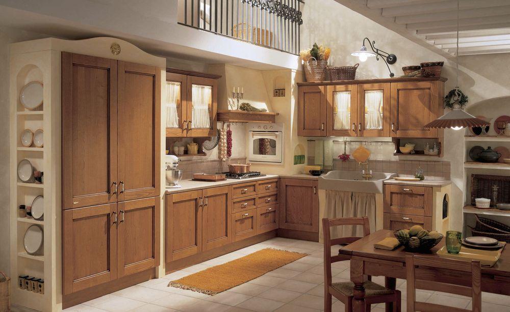 Kuchnia w stylu prowansalskim  Design i wnętrze -> Kuchnia Prowansalska Charakterystyka