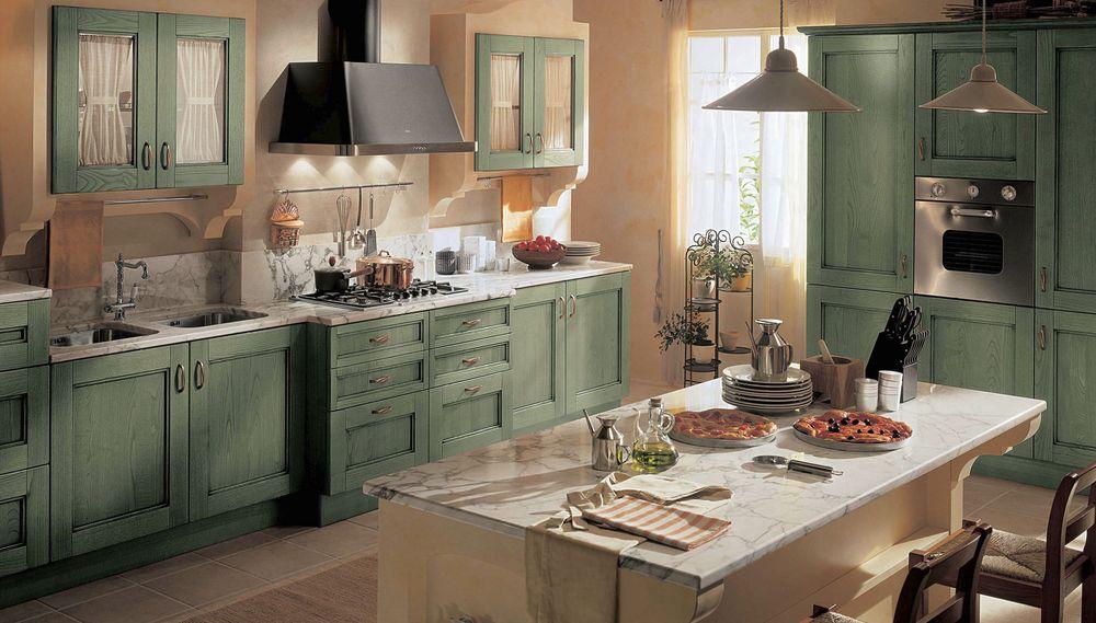 Kuchnia w stylu prowansalskim  Design i wnętrze