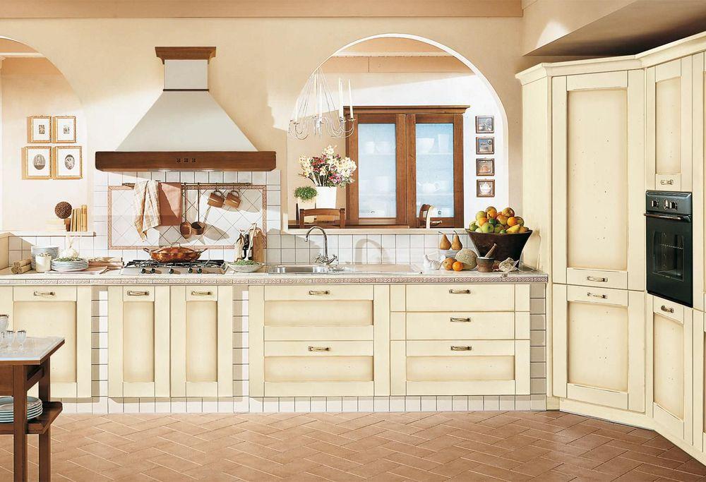 Kuchnia w stylu prowansalskim  Design i wnętrze -> Kuchnia Prowansalska Inspiracje