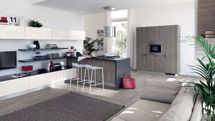 salon z aneksem kuchennym 4