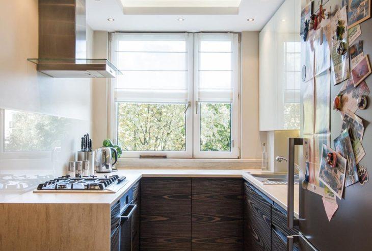 funkcjonalna kuchnia porady architekta