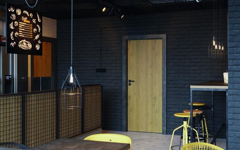 PORTA DRZWI_Mieszkanie w stylu loft (4)