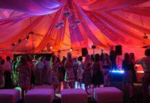 namioty eventowe